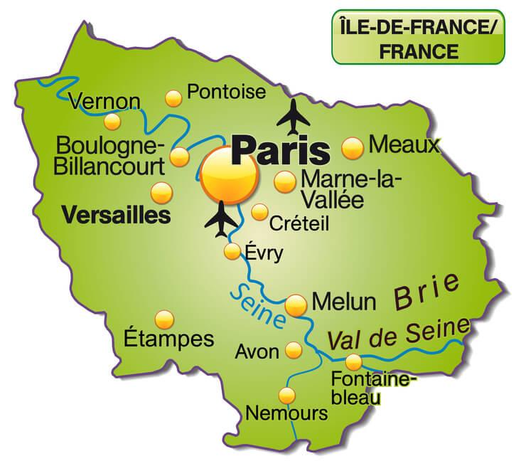 Immobilier de bureaux, l'Île-de-France redémarre