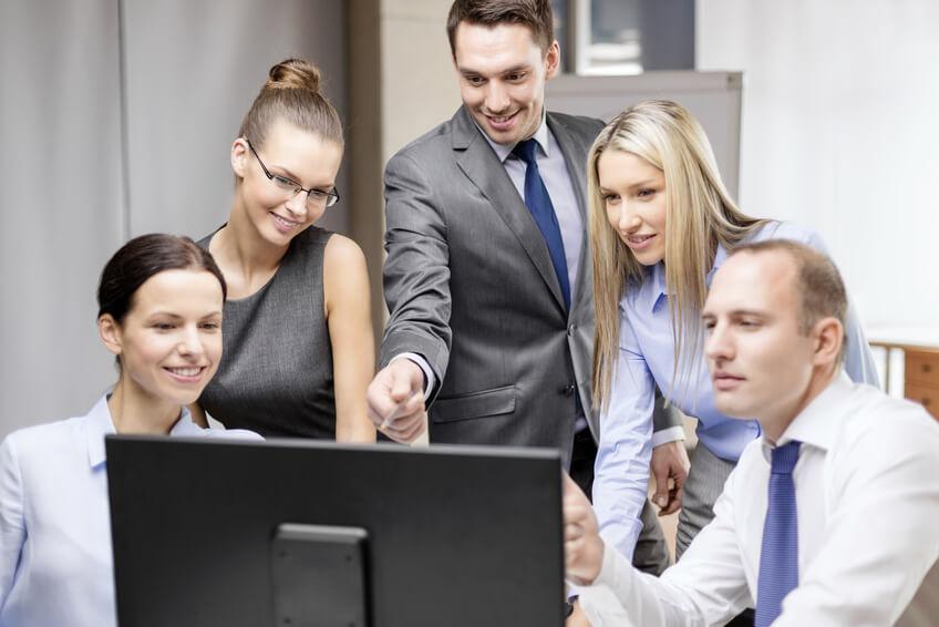 L'espace de bureaux se partage en coworking
