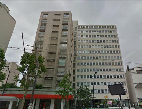 Bureaux à vendre, Paris 20, Métro Porte de Bagnolet, 1 367 m²
